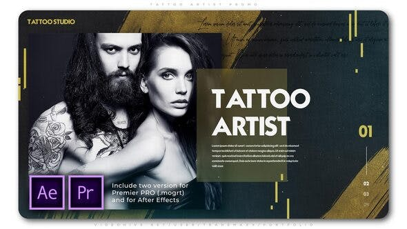 Thumbnail for Tatuaje Artist Promo
