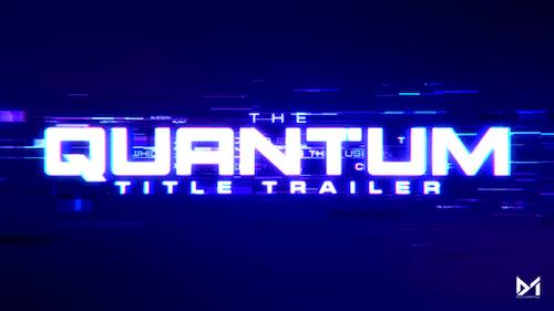 Modern Title Trailer