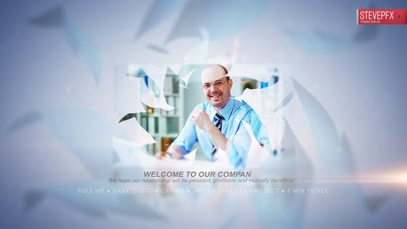 Thumbnail for Presentación Corporativa Negocios