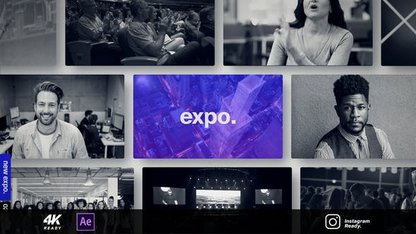 Thumbnail for Expo | Event Promo Slideshow