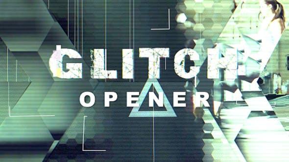 Thumbnail for Hexagon Glitch Opener
