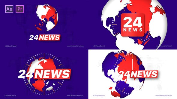 Thumbnail for Broadcast 24 News Channel