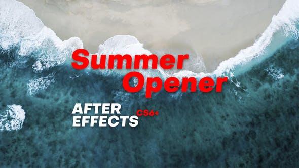 Thumbnail for Sommeröffner