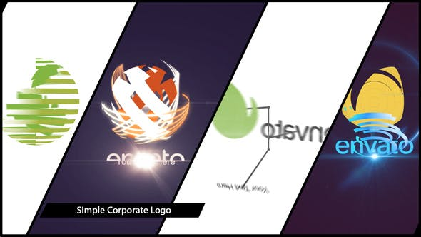 Thumbnail for Simple Corporate Logo