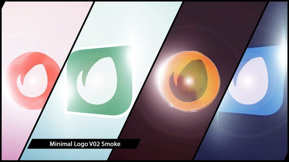 Thumbnail for Minimal Logo V02 Smoke