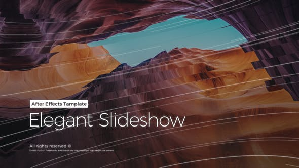 Elegant Slideshow - Photo Slideshow