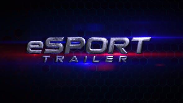 Thumbnail for E-Sport All Star Trailer