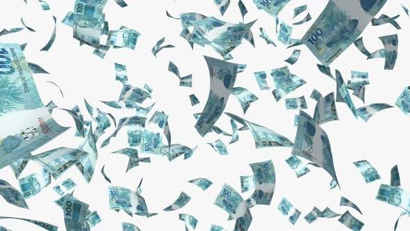 Thumbnail for Geld Regen Brasilianische Real