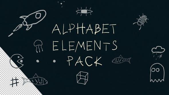 Thumbnail for Alphabet Elements