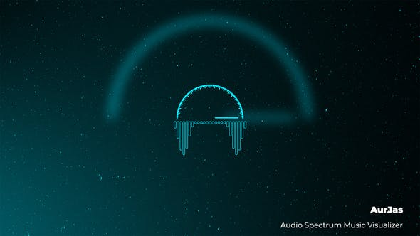 Thumbnail for Visualiseur de musique de spectre Audio