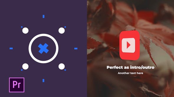 3d Flip Logo Intro