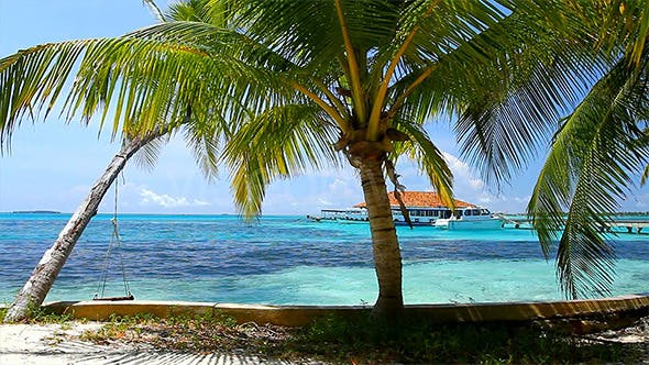 Maldives In The Summertime