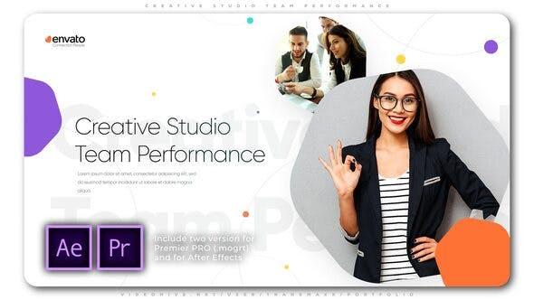 Creative Studio Team Performance