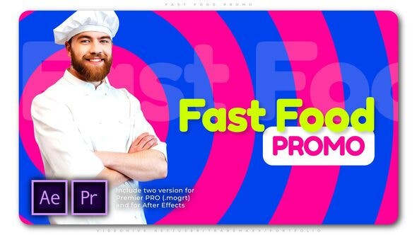 Thumbnail for Fast Food Promo