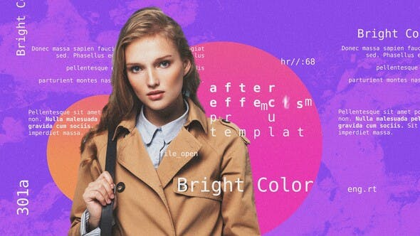 Thumbnail for Bright Colorful Opener