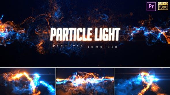 Particle Light - Premiere Pro