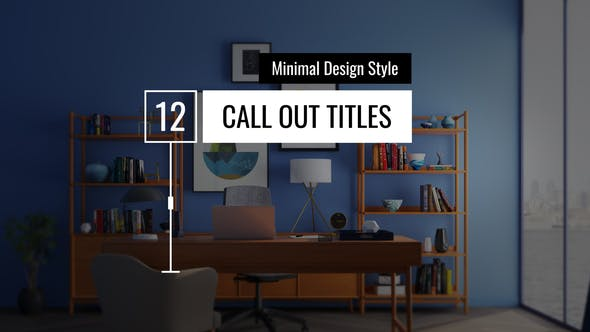 Thumbnail for Minimal Call Out Titles