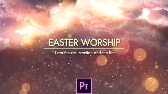 Cover Image for Easter Promo - Premiere Pro