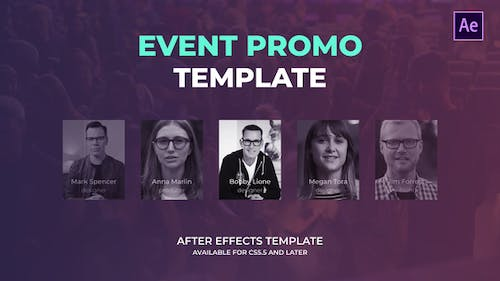 Conference & Event Promo