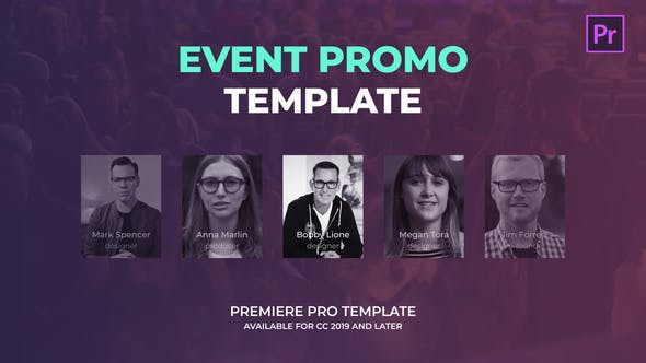 Thumbnail for Conference & Event Promo