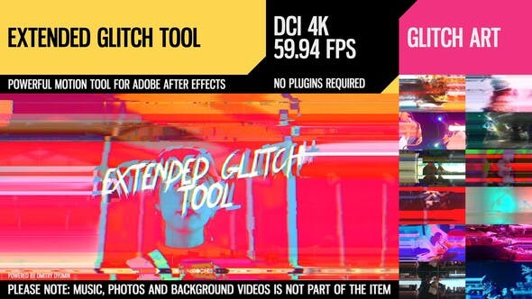 Thumbnail for Extended Glitch Tool