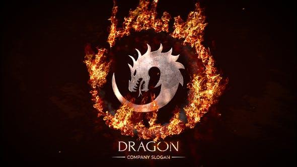Thumbnail for Logo Circle Fire