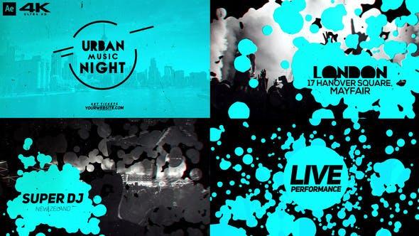 Thumbnail for Urban Music Night v2
