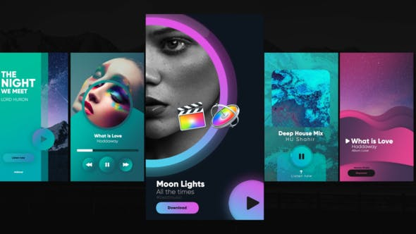 Cover Image for Instagram Music Stories