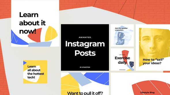 Thumbnail for Social Media Posts Dynamic Abstraction