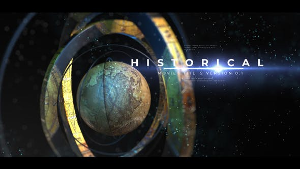 Thumbnail for Historical Opener Titles