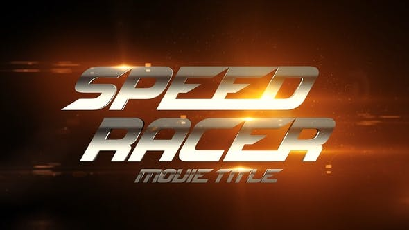 Thumbnail for Movie Title - Speed Racer