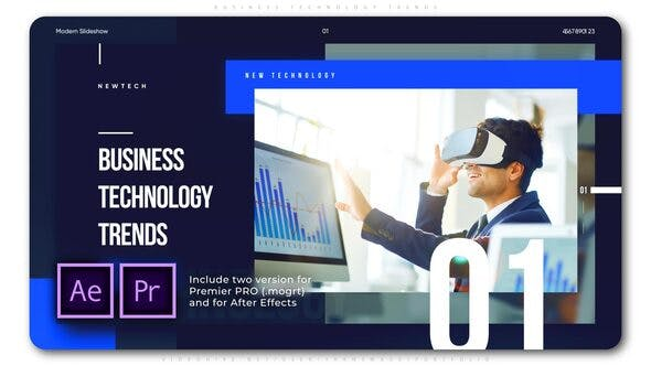 Thumbnail for Business Technology Trends