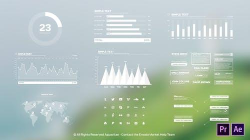 Infographic Maker I MOGRT for Premiere Pro