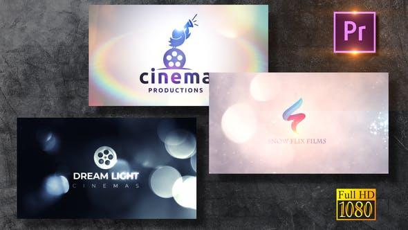 Thumbnail for Pack Revealers Logo Bokeh Premiere PRO