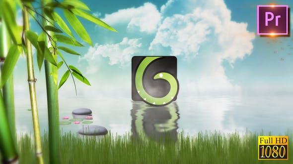 Thumbnail for Nature Logo Revealer premire PRO