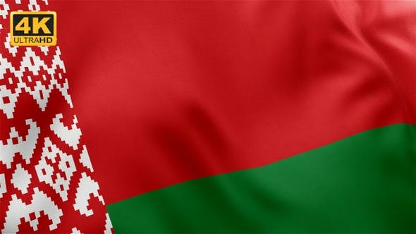Thumbnail for Flag of Belarus - 4K