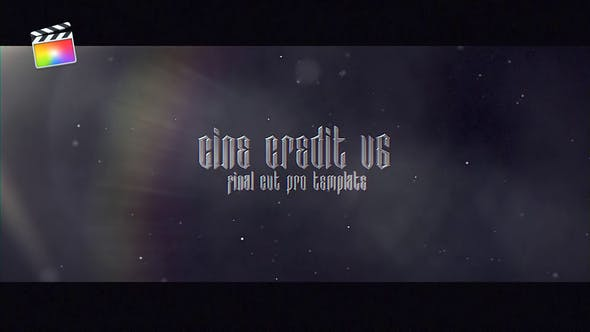 Thumbnail for Cine Credit V.6
