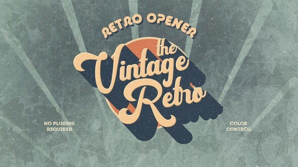 Thumbnail for Retro Vintage Opener
