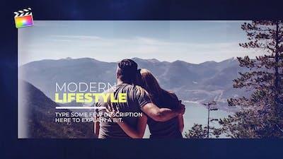Modern Lifestyle: