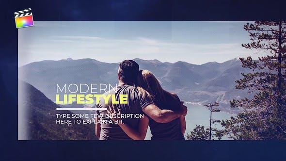 Thumbnail for Modern Lifestyle: