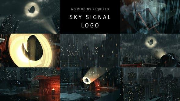 Thumbnail for Sky Signal Logo II