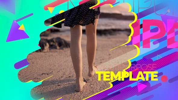 Thumbnail for Trendy Colourful Opener