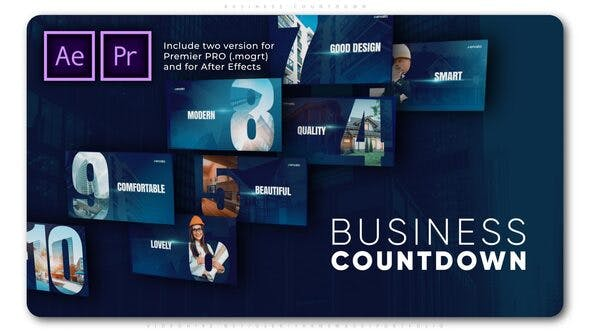 Thumbnail for Business Countdown