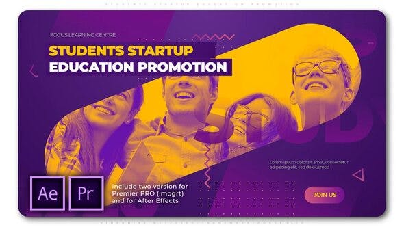 Cover Image for Students Startup Education Promotion