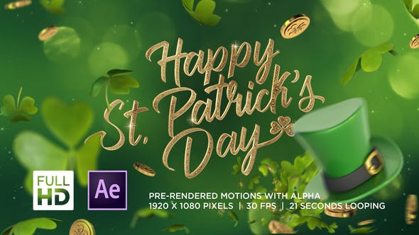 Thumbnail for St Patrick's Day Greeting