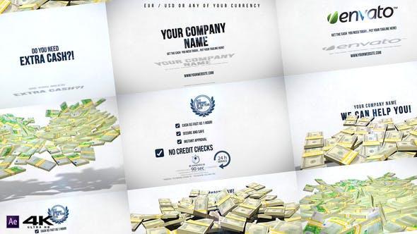 Thumbnail for Su mejor Logo de empresa de crédito v2