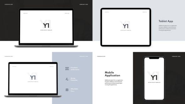 Y1 - Website Promo