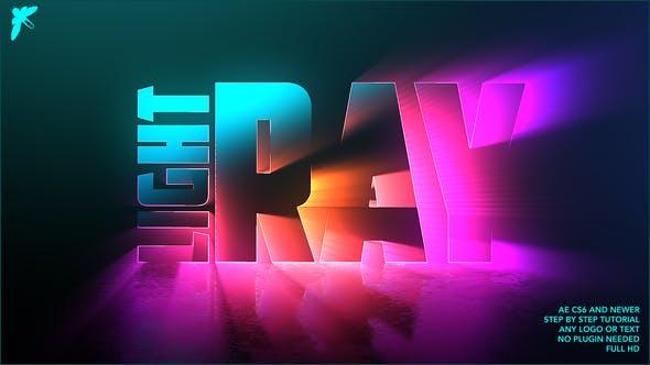 Thumbnail for Logo de rayos de luz