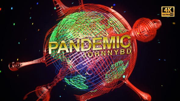 Thumbnail for Pandemic - Virus taking over the world opener
