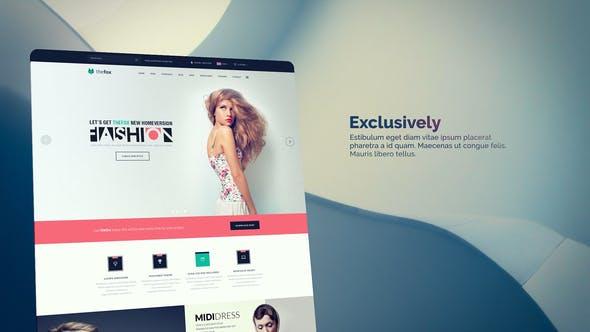 Thumbnail for Project Web | Collection Diapositives Pour Promo